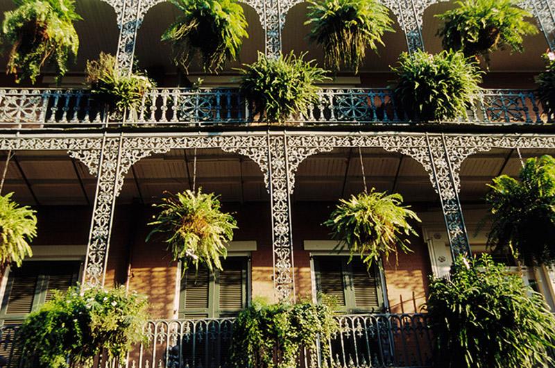 Barrio Francés, Nueva Orleans, EEUU