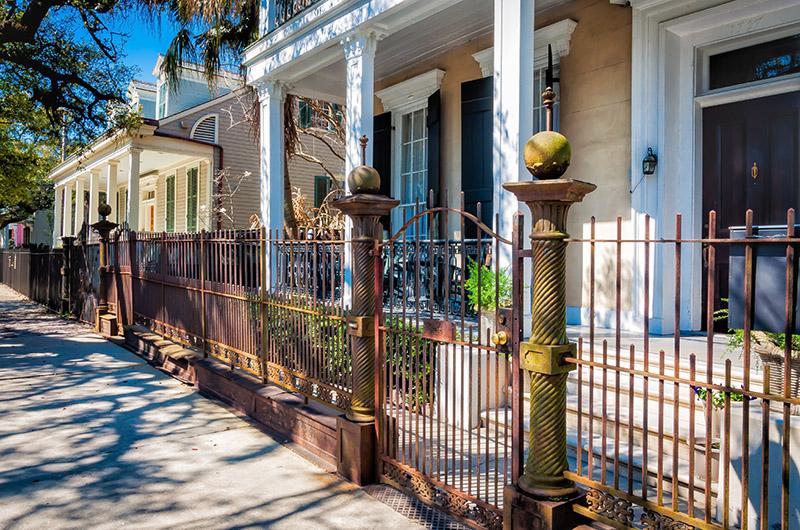 Garden, Nueva Orleans, EEUU