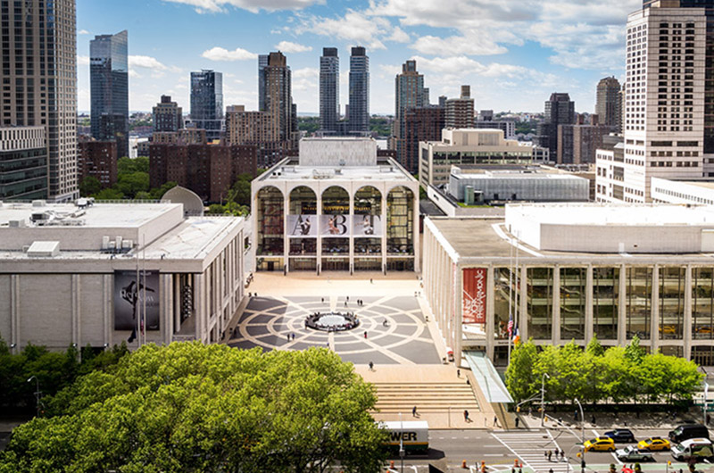 Lincoln Center, Nueva York, EEUU