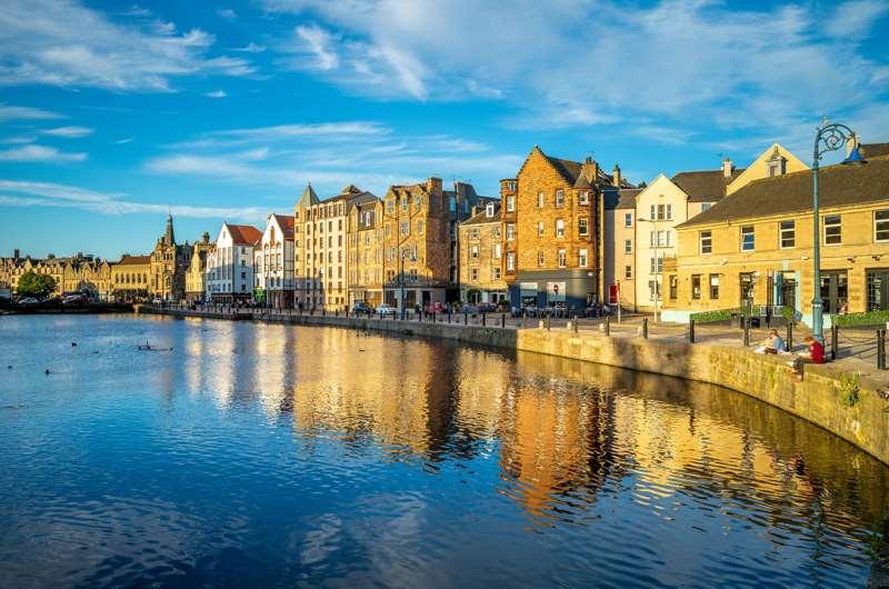 Leith, Edimburgo, Escocia