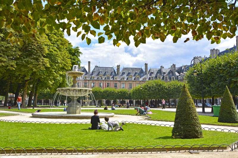 Le Marais, París, Francia