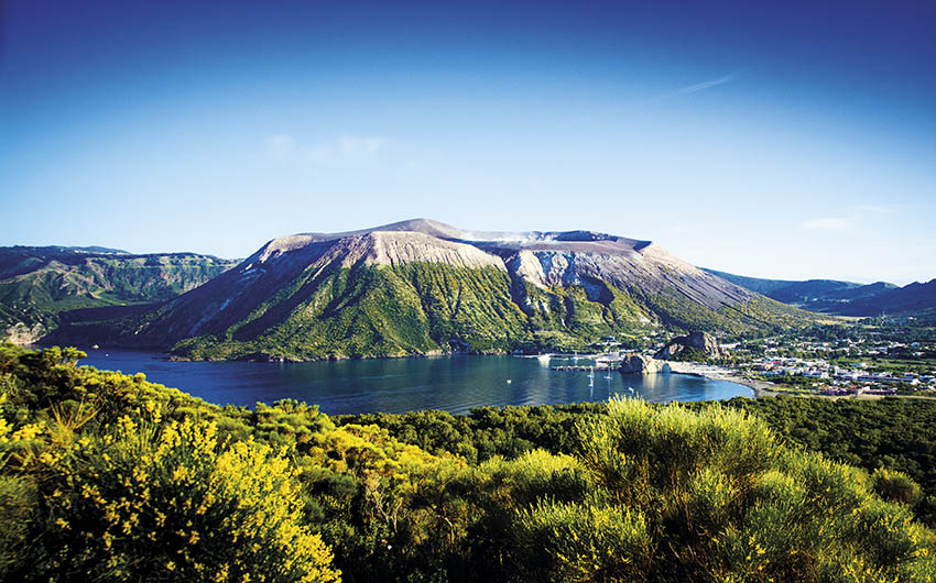 Vulcano, Islas Eolias, Italia
