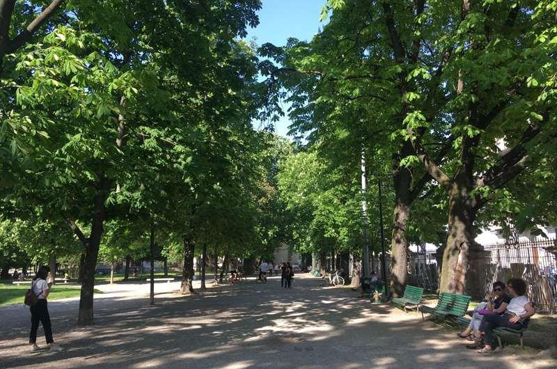 Giardini Pubblici Indro Montanelli, Milan, Italia
