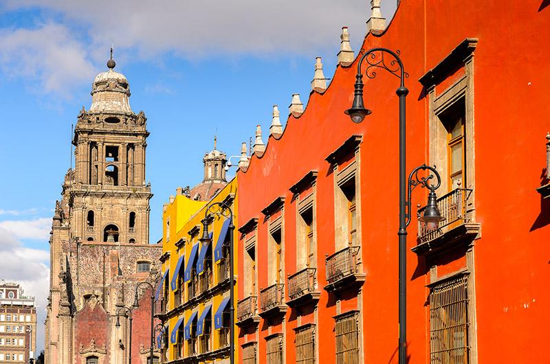 Centro Histórico, Ciudad de México, México