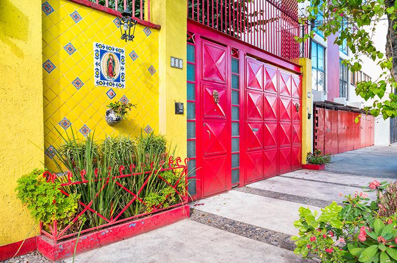 Casas de Coyoacán, Ciudad de México, México