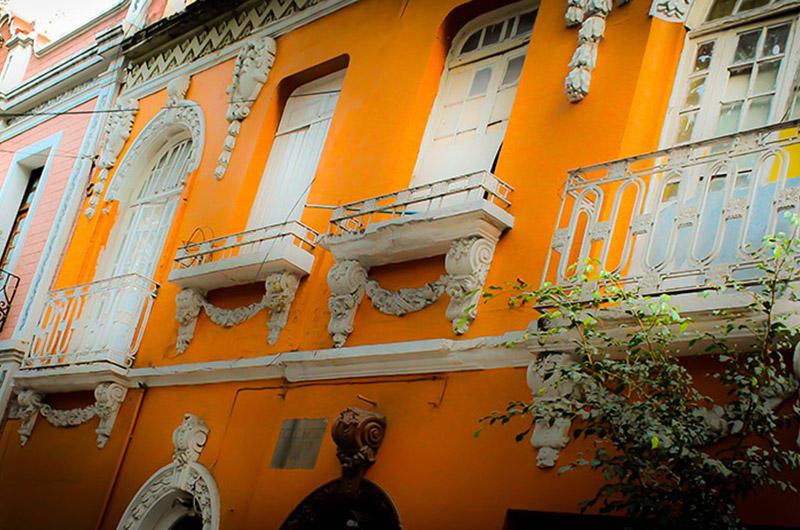 Casas de La Roma, Ciudad de México, México