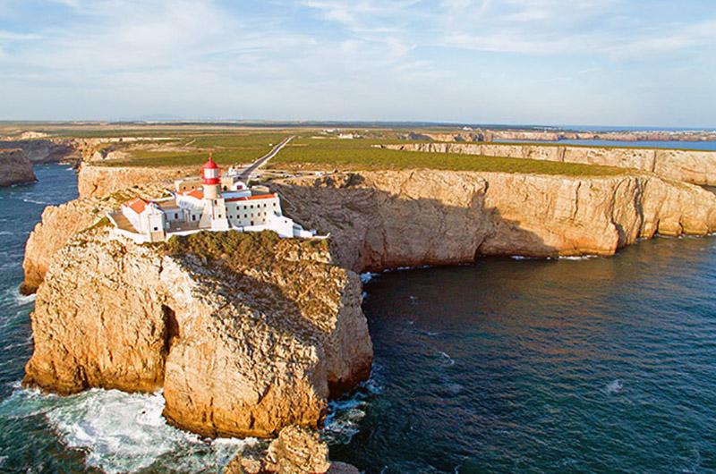 Cabo de São Vicente, Sagres, Algarve, Portugal