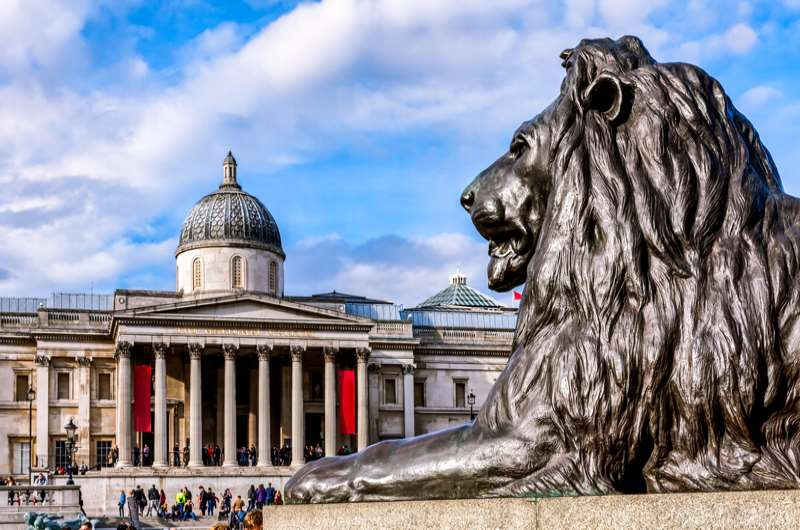 National Gallery, Londres, Reino Unido