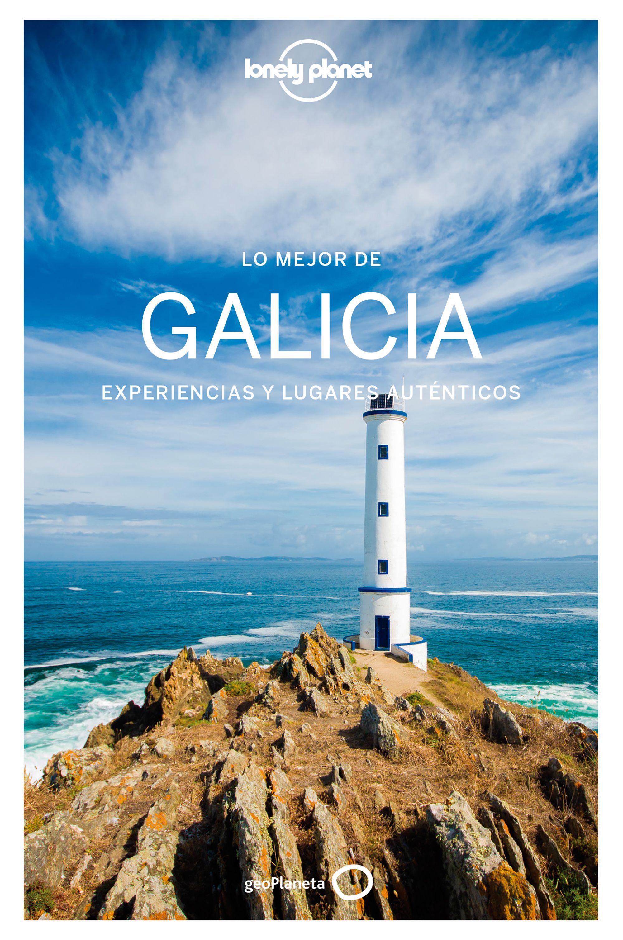 Guía Lo mejor de Galicia 1