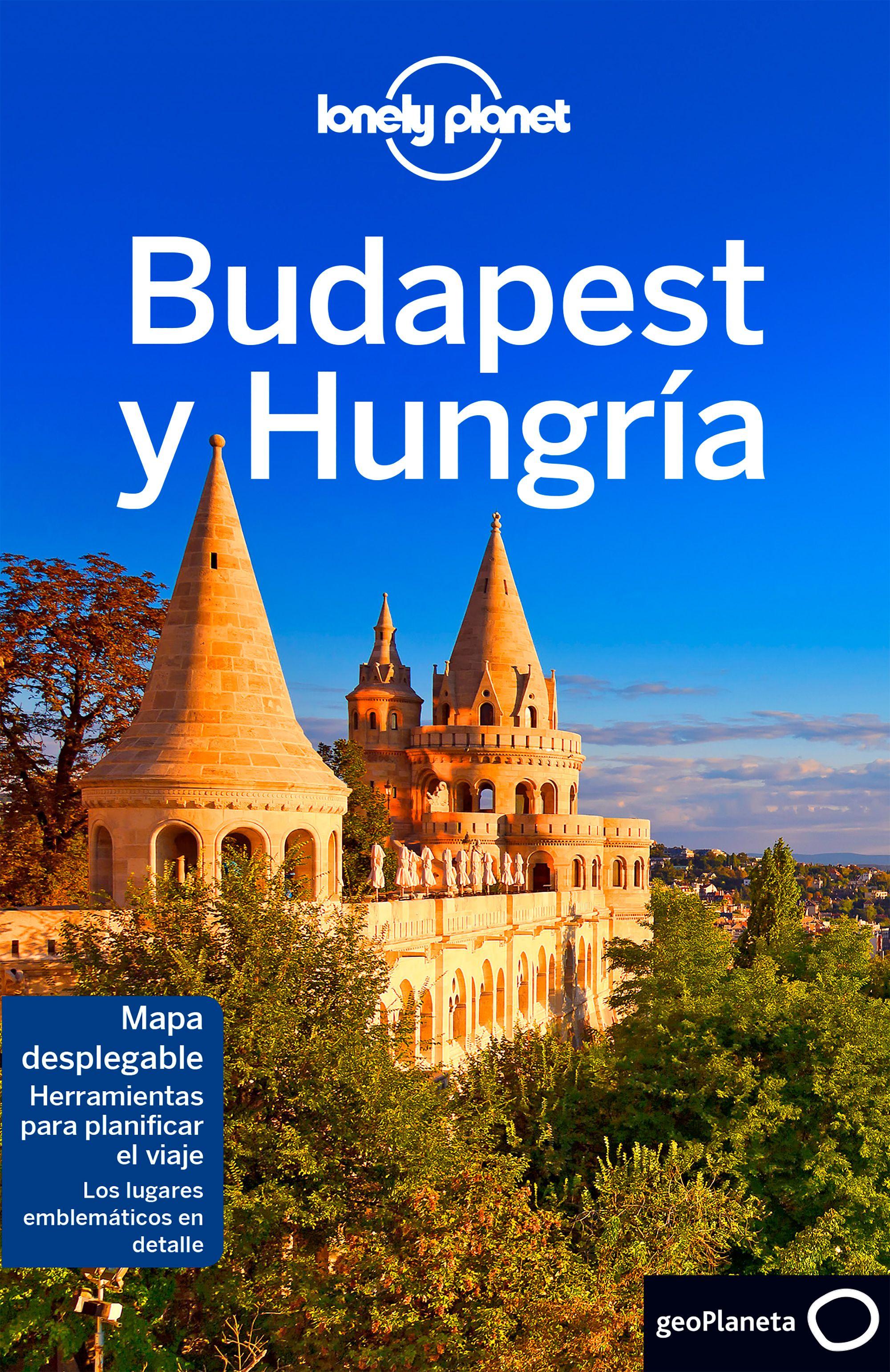 Guía Budapest y Hungría 6