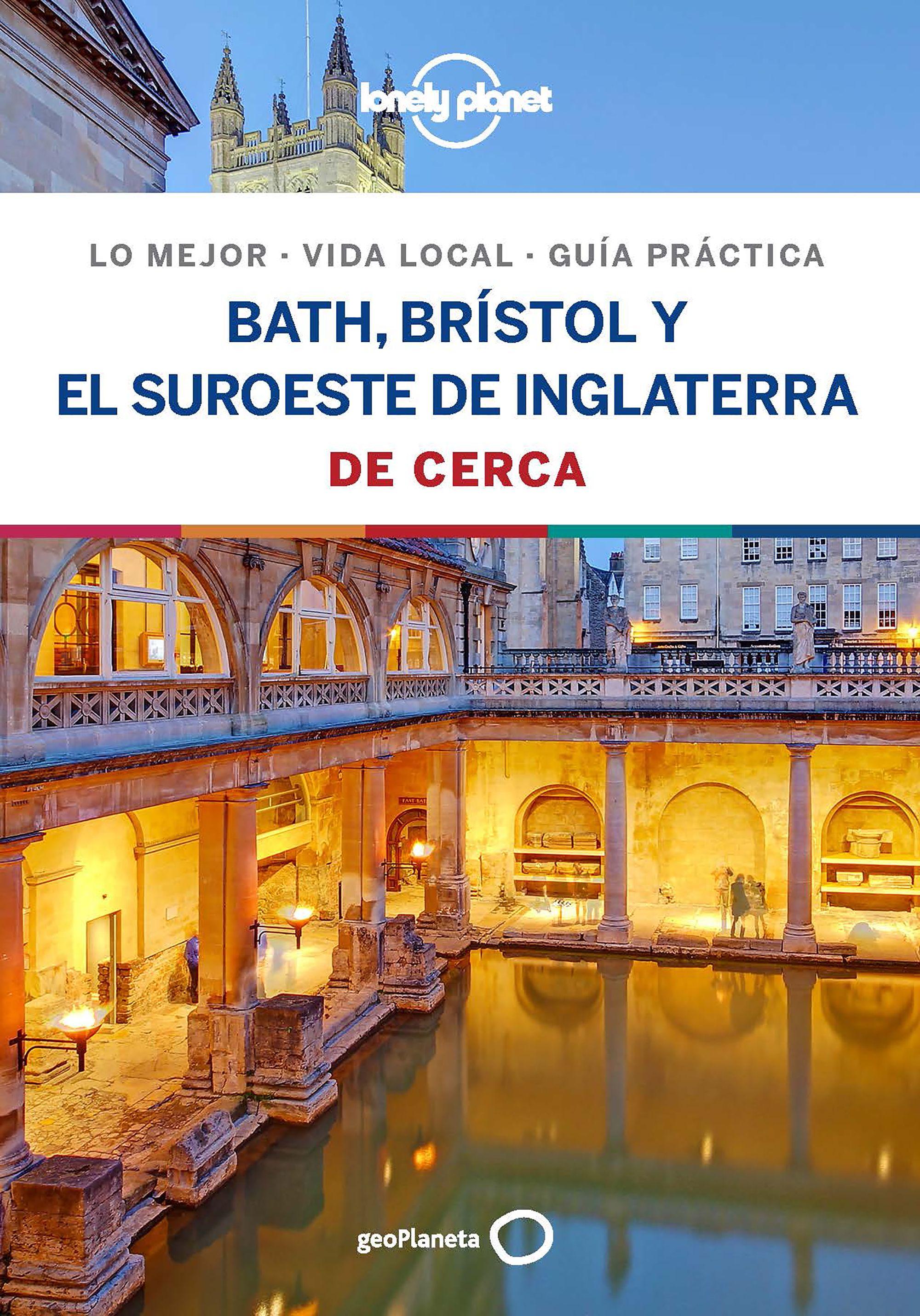Guía Bath, Brístol y el suroeste de Inglaterra De cerca 1