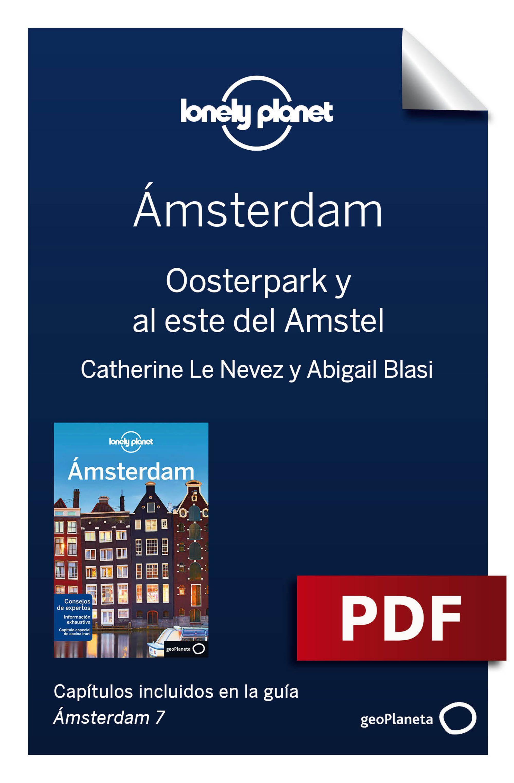 Oosterpark y al este del Amstel