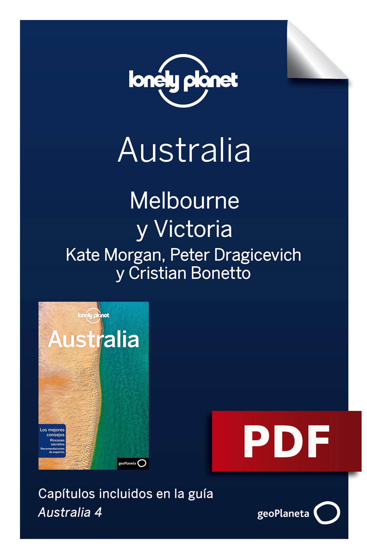 Melbourne y Victoria, Trent Holden