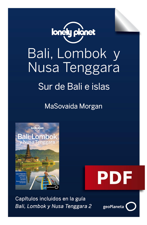 Sur de Bali e islas