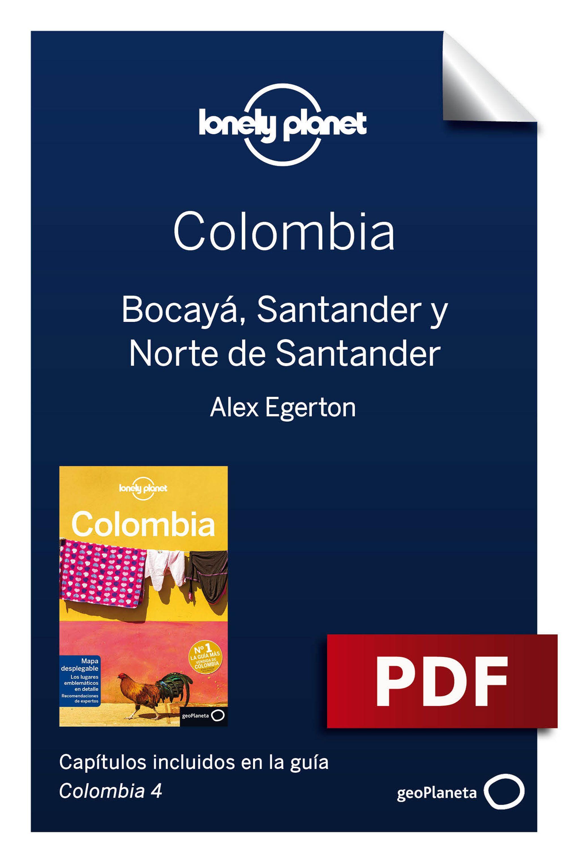 Bocayá, Santander y Norte de Santander
