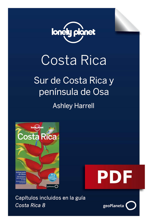 Sur de Costa Rica y península de Osa