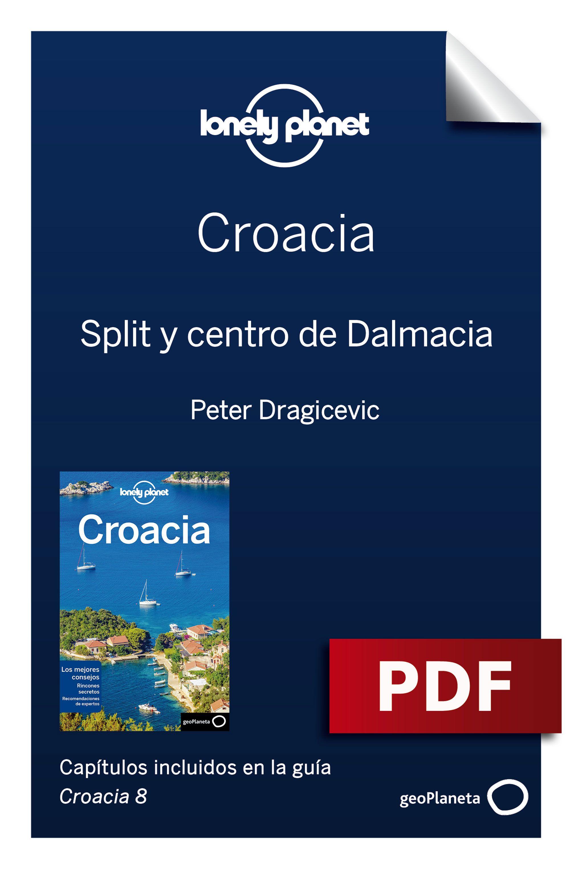 Split y centro de Dalmacia