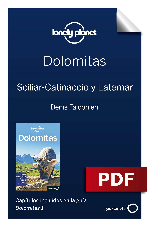 Sciliar-Catinaccio y Latemar