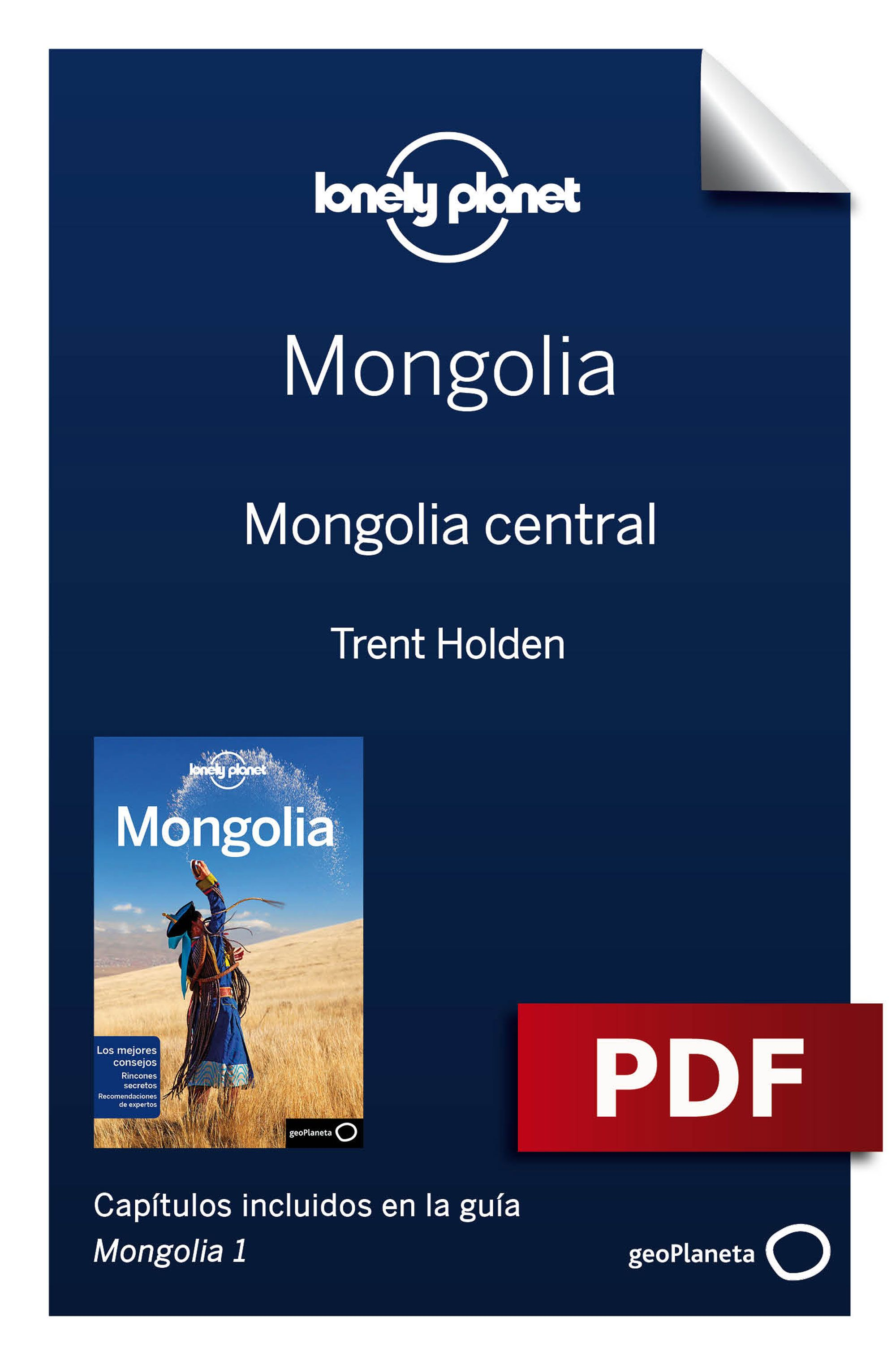 Mongolia central