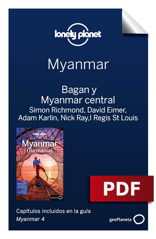 Bagan y Myanmar central