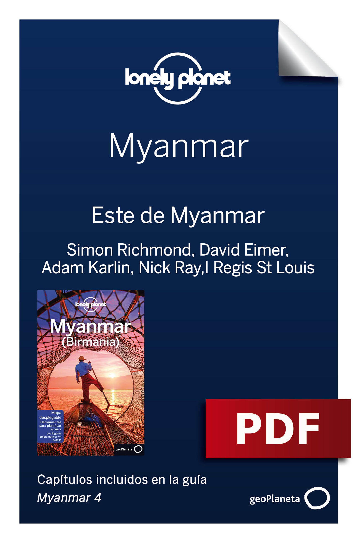 Este de Myanmar