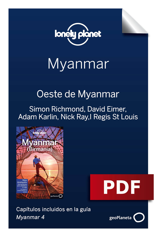 Oeste de Myanmar