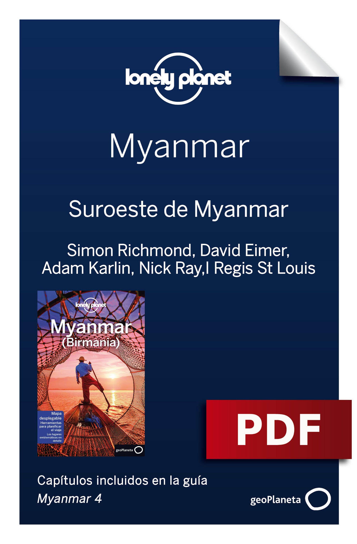Suroeste de Myanmar