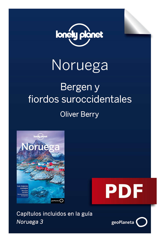 Bergen y fiordos suroccidentales