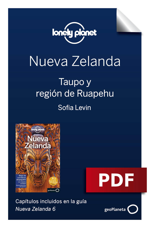 Taupo y región de Ruapehu