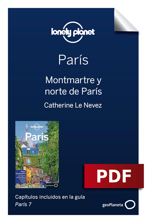 Montmartre y norte de París