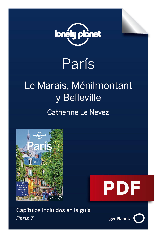 Le Marais, Ménilmontant y Belleville