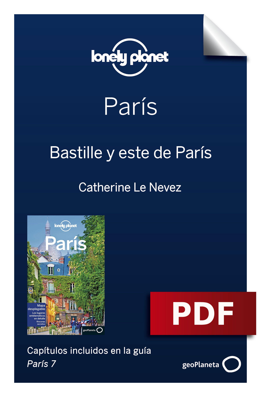 Bastille y este de París