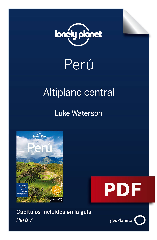 Altiplano central