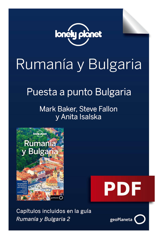 Preparación del viaje Bulgaria