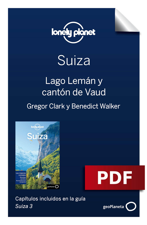 Lago Lemán y cantón de Vaud