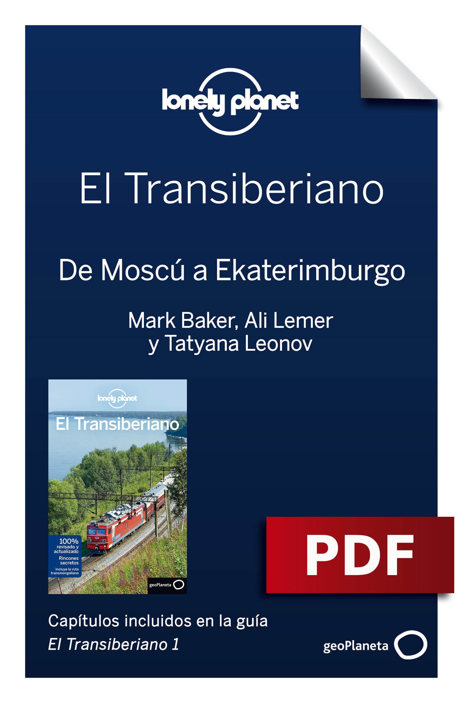 De Moscú a Ekaterimburgo