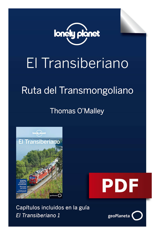 Ruta del Transmongoliano