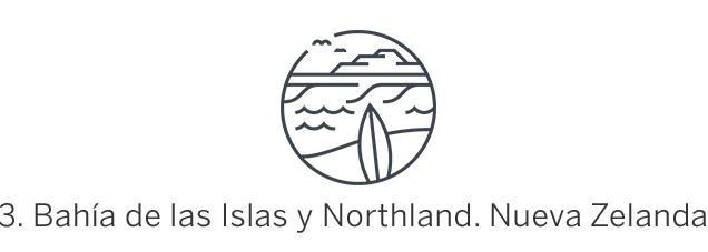 Bahía de las Islas y Northland, Nueva Zelanda, Top 03 de Best in Asia Pacific 2019, los 10 mejores destinos de Asia-Pacífico