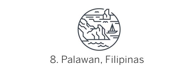 Palawan, Filipinas, Top 08 de Best in Asia Pacific 2019, los 10 mejores destinos de Asia-Pacífico