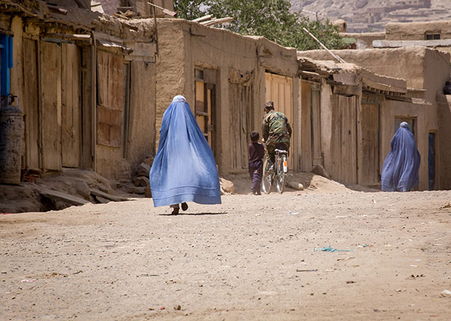 Kabul, en Afganistán