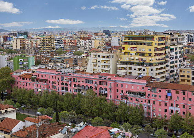Tirana, Albania © Ozbalci / Getty Images