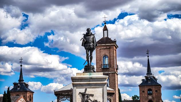 Alcalá de Henares, ciudad española Patrimonio de la Humanidad