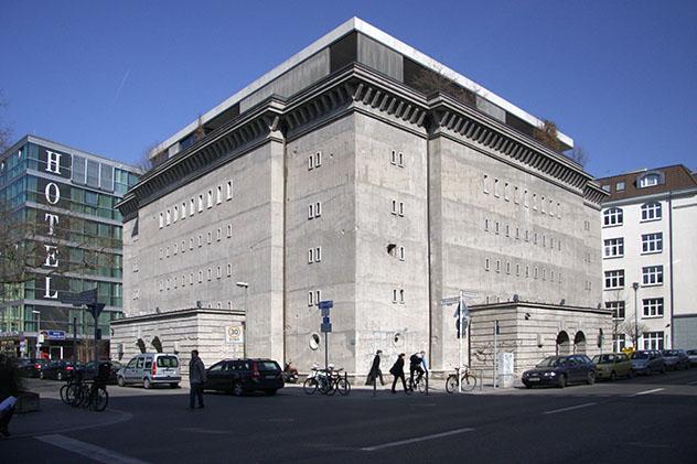 Búnker de Berlín, la actual Sammlung Boros