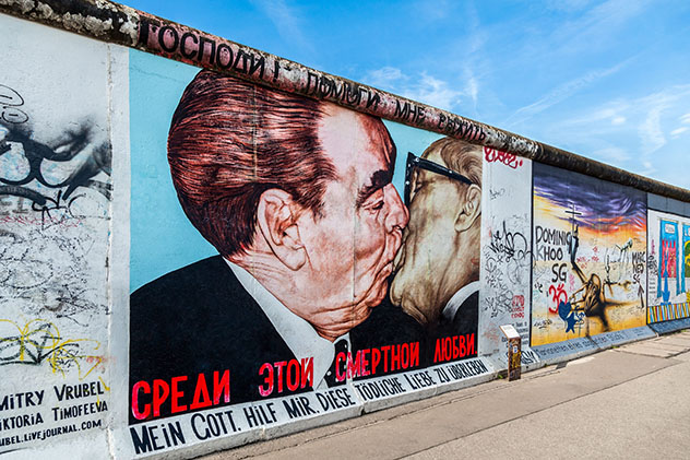 Alemania: Muro de Berlín