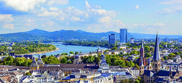 Bonn, Alemania, ciudad Top 5 Best in Travel 2020