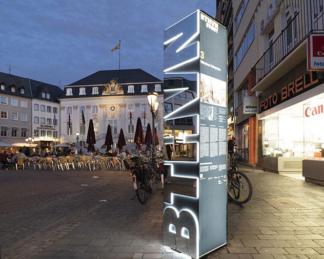 Uno de los pilares multimedia de 'Beethoven Story', Bonn