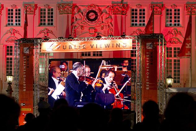 Beethovenfest, Bonn