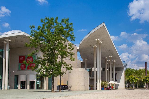 El Kunstmuseum de Bonn
