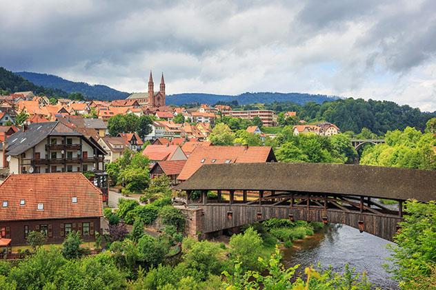 Selva Negra alemana: Forbach
