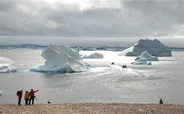 Antártida © bberwyn / Budget Travel